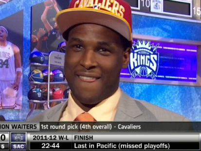 the-cleveland-cavaliers-shocked-everyone-by-taking-dion-waiters-4th-overall-in-the-nba-draft